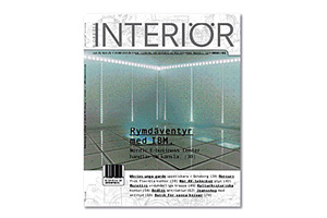 design, layout, production of interior magazine